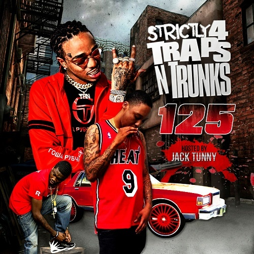 Strictly 4 Traps N Trunks 125 cover