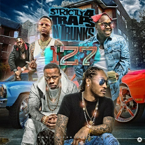 Strictly 4 Traps N Trunks 127 cover