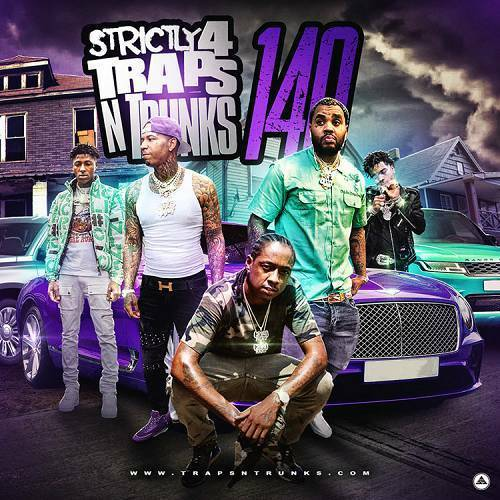 Strictly 4 Traps N Trunks 140 cover