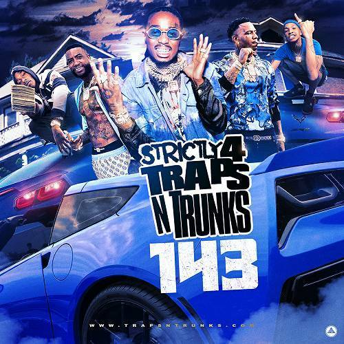 Strictly 4 Traps N Trunks 143 cover