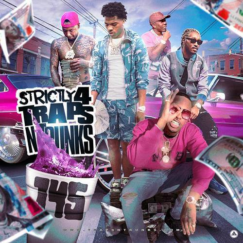 Strictly 4 Traps N Trunks 145 cover