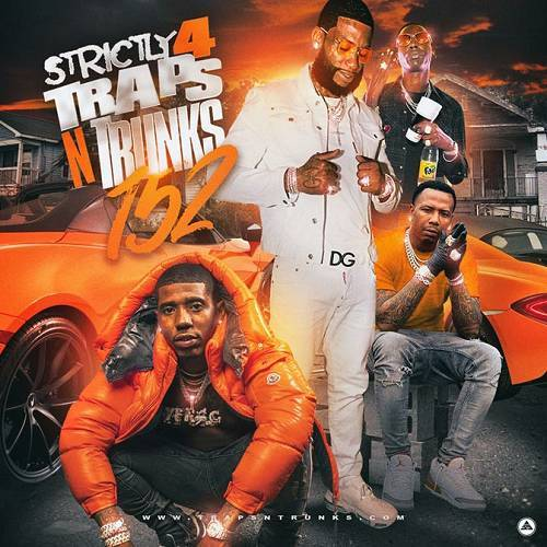 Strictly 4 Traps N Trunks 152 cover