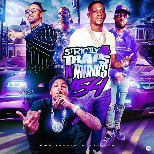 Strictly 4 Traps N Trunks 154 cover