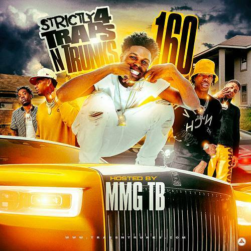 Strictly 4 Traps N Trunks 160 cover