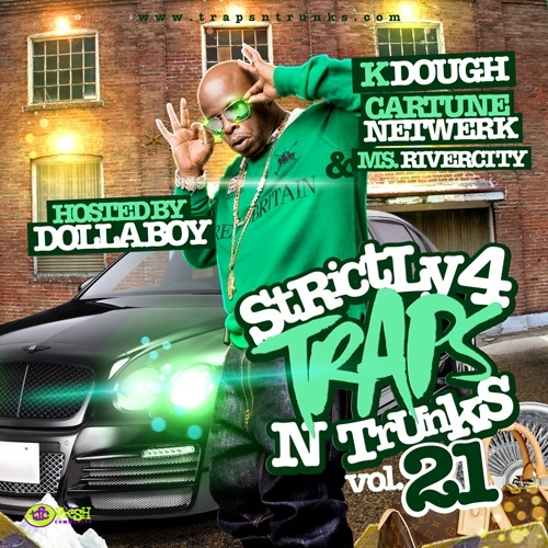 Strictly 4 Traps N Trunks 21 cover