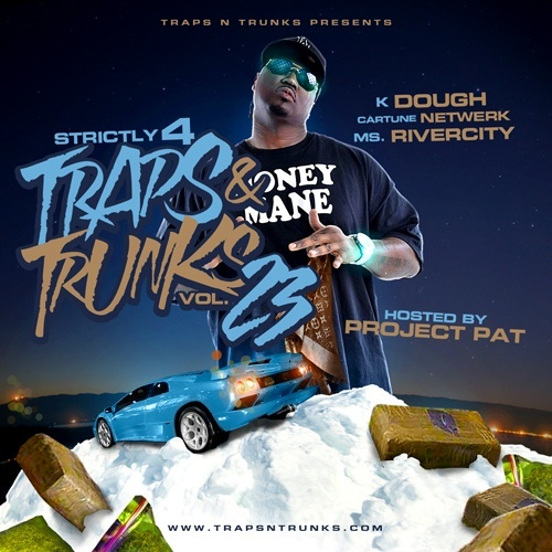 Strictly 4 Traps N Trunks 23 cover