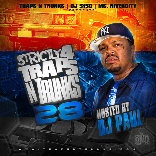 Strictly 4 Traps N Trunks 28 cover