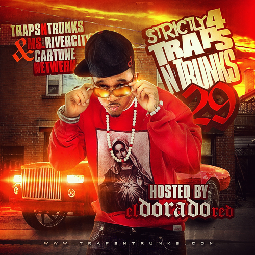 Strictly 4 Traps N Trunks 29 cover