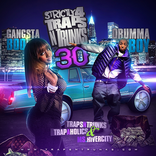 Strictly 4 Traps N Trunks 30 cover
