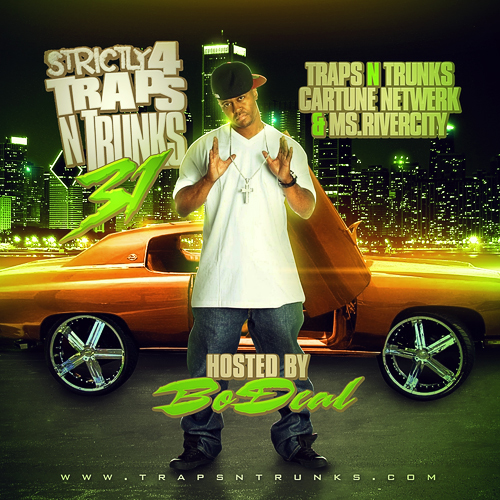 Strictly 4 Traps N Trunks 31 cover