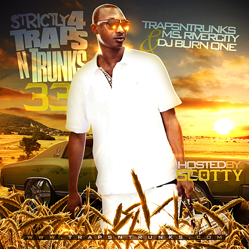 Strictly 4 Traps N Trunks 33 cover