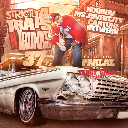 Strictly 4 Traps N Trunks 37 cover