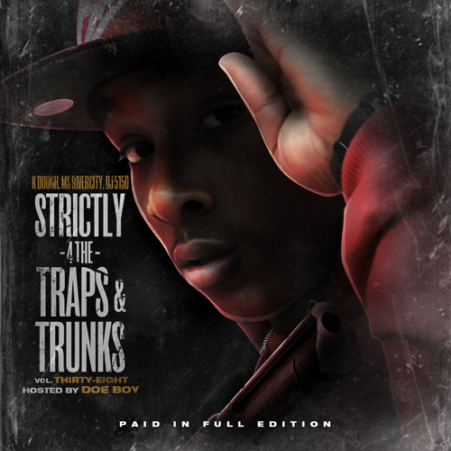 Strictly 4 Traps N Trunks 38 cover
