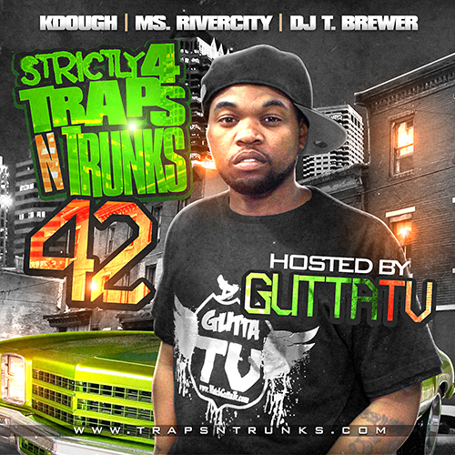 Strictly 4 Traps N Trunks 42 cover