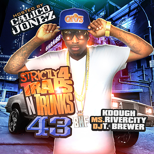 Strictly 4 Traps N Trunks 43 cover