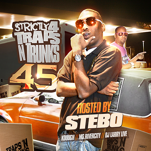 Strictly 4 Traps N Trunks 45 cover