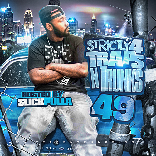 Strictly 4 Traps N Trunks 49 cover