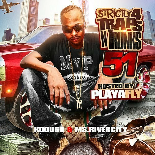 Strictly 4 Traps N Trunks 51 cover