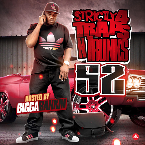 Strictly 4 Traps N Trunks 52 cover