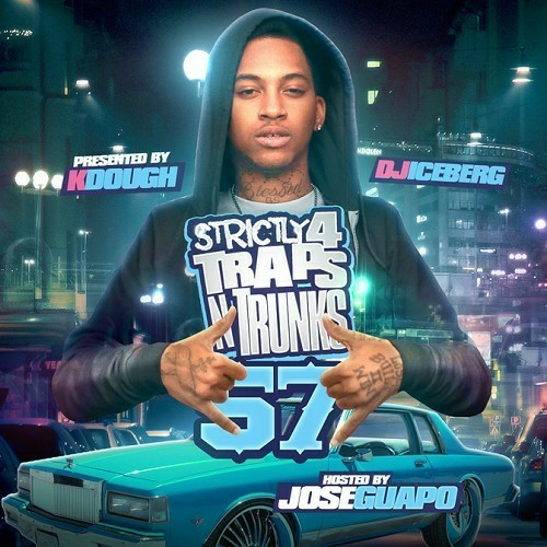 Strictly 4 Traps N Trunks 57 cover