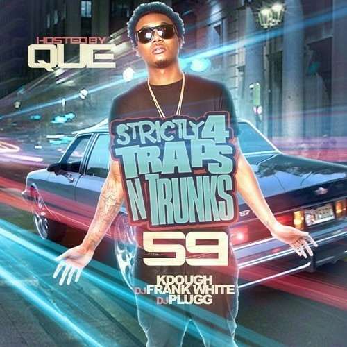 Strictly 4 Traps N Trunks 59 cover