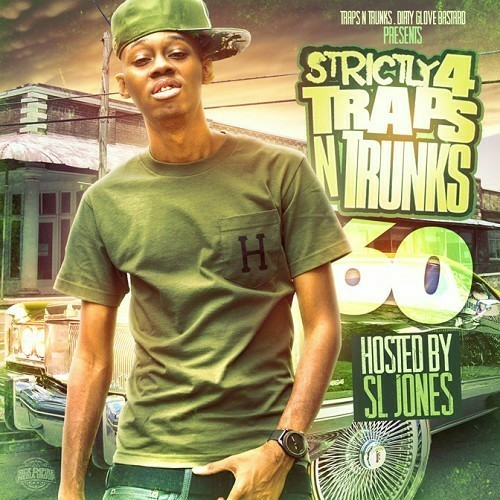 Strictly 4 Traps N Trunks 60 cover