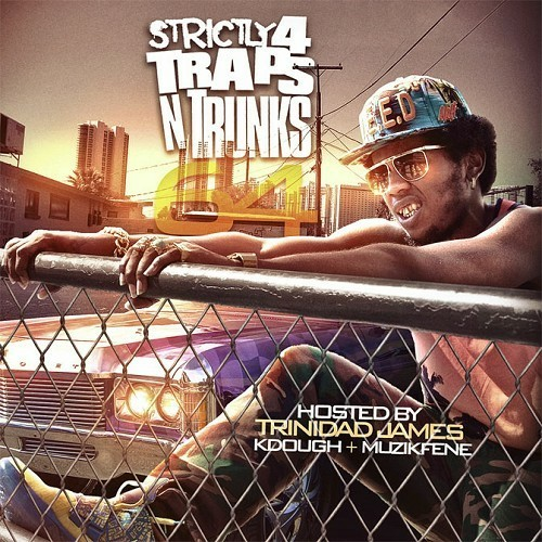 Strictly 4 Traps N Trunks 64 cover