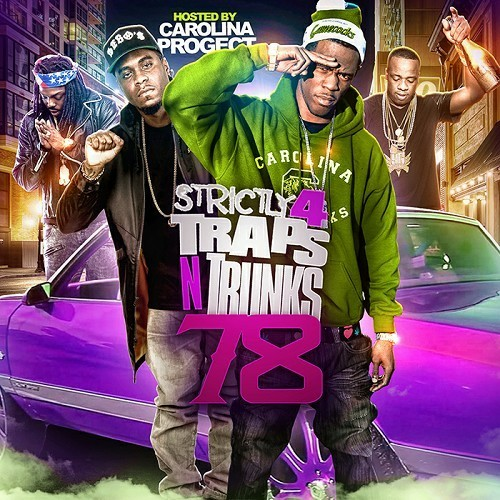 Strictly 4 Traps N Trunks 78 cover