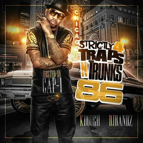 Strictly 4 Traps N Trunks 86 cover