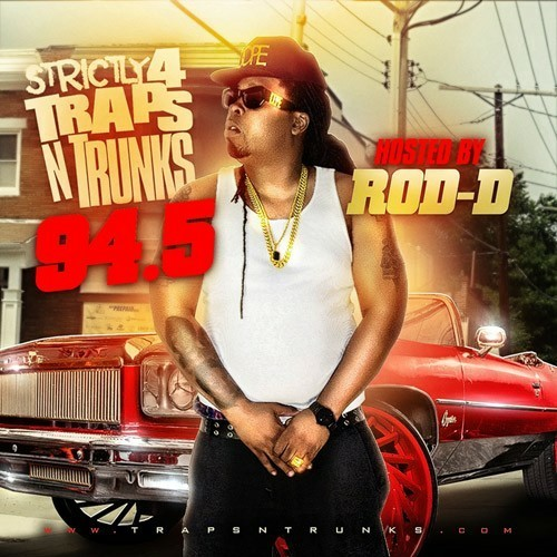 Strictly 4 Traps N Trunks 94.5 cover