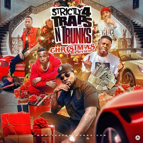 Strictly 4 Traps N Trunks. Christmas Edition cover