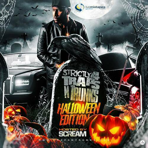 Strictly 4 Traps N Trunks. Halloween Edition cover