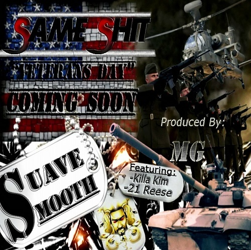 Suave Smooth - Same Shit cover