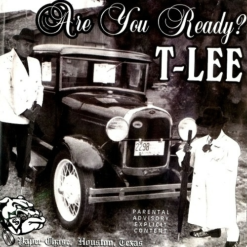 T-Lee - Are You Ready? cover