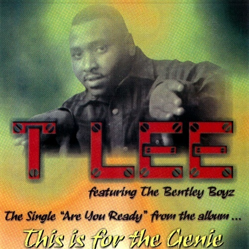T-Lee - This Is For The Genie cover