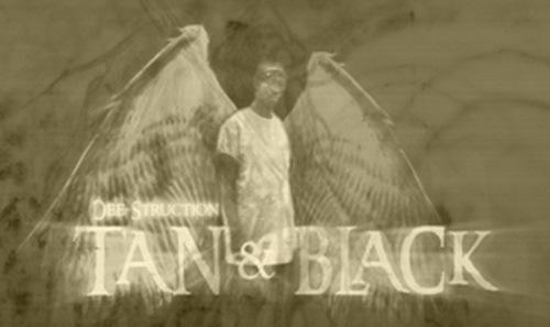 Tan & Black photo