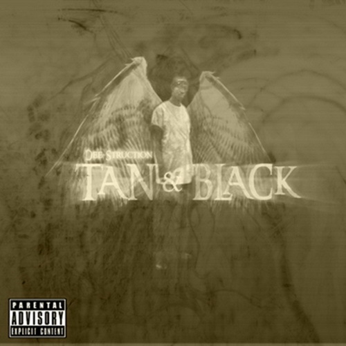 Tan & Black - Dee-Struction cover