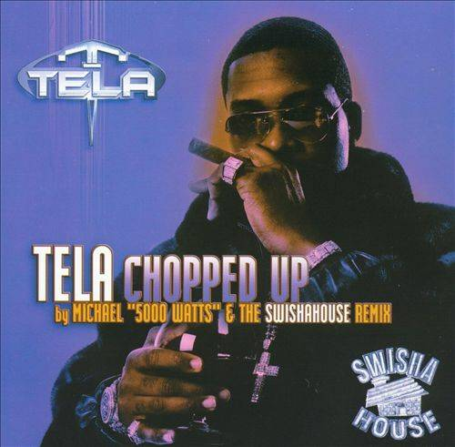 Tela - Double Dose (chopped) cover