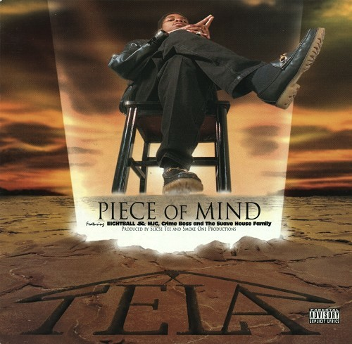 Tela - Piece Of Mind cover