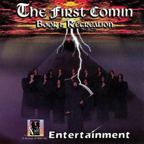 The First Comin - Book 1: Recreation cover