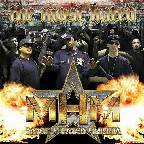 The Most Hated - Most Hated Militia cover