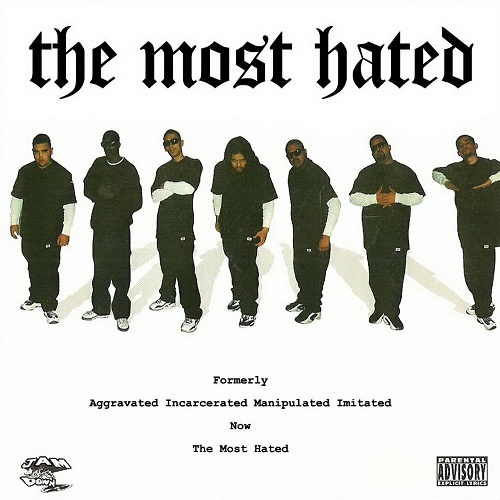 The Most Hated - The Most Hated cover