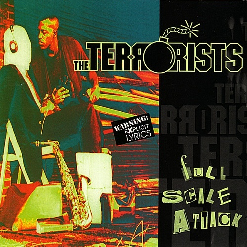 The Terrorists - Full Scale Attack cover