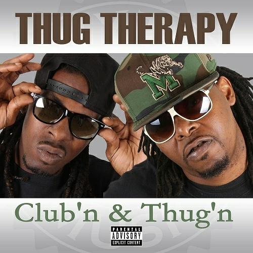 Thug Therapy - Club`n & Thug`n cover