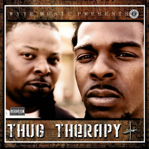 Thug Therapy - Thug Therapy cover