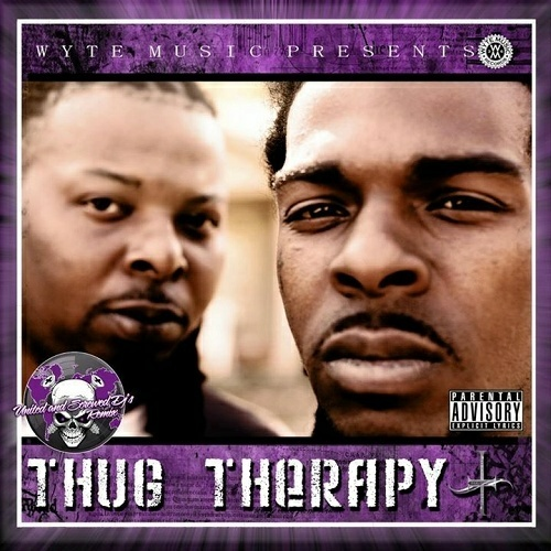 Thug Therapy - Thug Therapy (united & screwed) cover