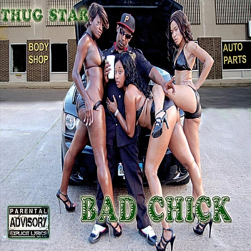 Thugstar - Bad Chick cover