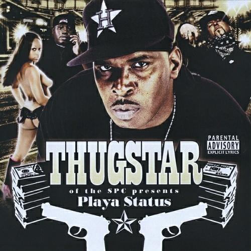 Thugstar - Playa Status cover