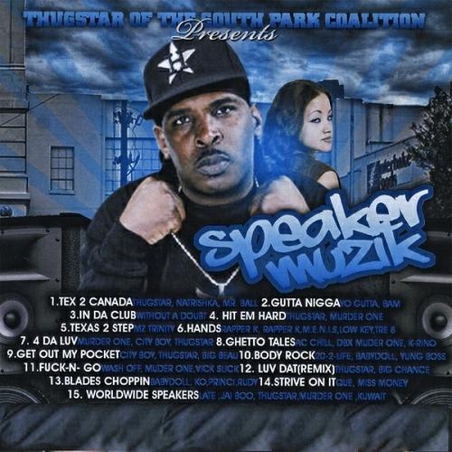 Thugstar - Speaker Muzik cover