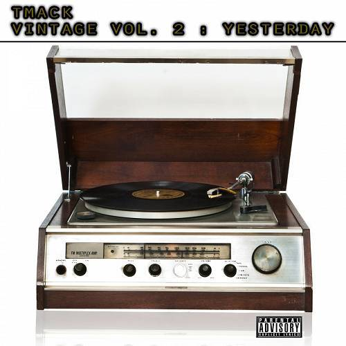 TMacK - Vintage Vol. 2. Yesterday cover